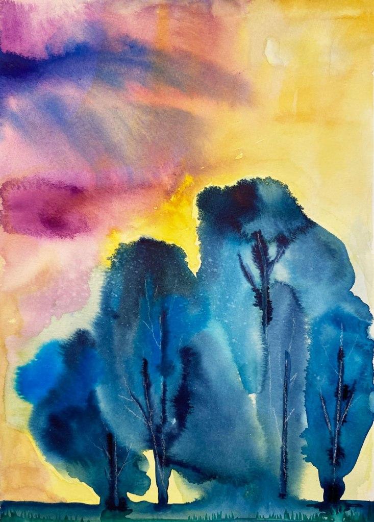 Art by Ida Helen Werlemo